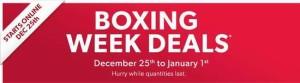 Chapters Indigo Boxing Day 特卖信息预览1.5折起,12月25日开卖