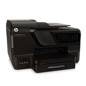 HP OFFICEJET PRO 8600 E-ALL-IN-ONE SERIES PRINT/FAX/SCANNER/COPIER/WEB - DAMAGED BOX