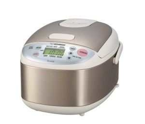 Zojirushi NS-LAC05 微电脑三杯量电饭煲