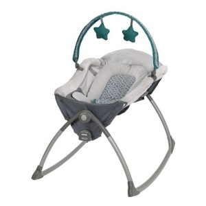 Graco® Little Lounger™ Rocking Seat + Vibrating Lounger 婴儿摇篮