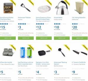 Walmart十余款厨房用具半价起清仓