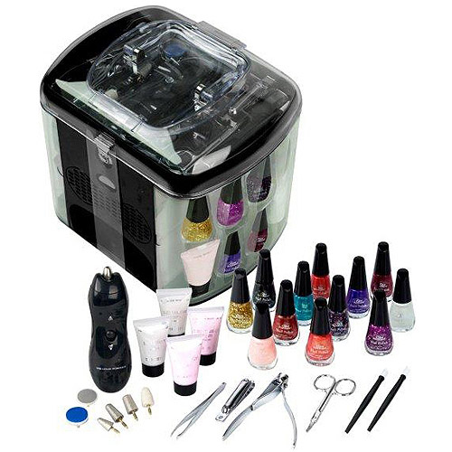 The Color Workshop Incredible Nails Manicure Set美甲套装
