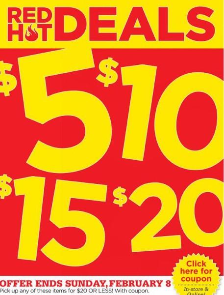 Kitchen Stuff Plus精选24款厨房及家具用品5元、10元、15元、20元特卖