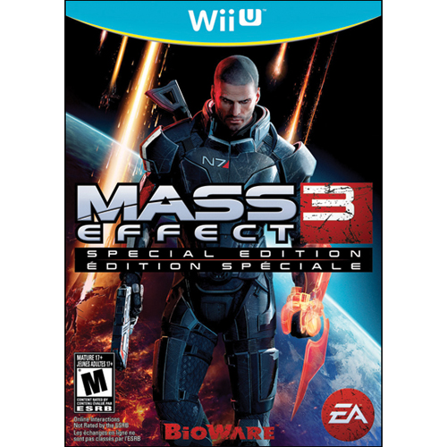 Mass Effect 3 (Nintendo Wii U) - Previously Played