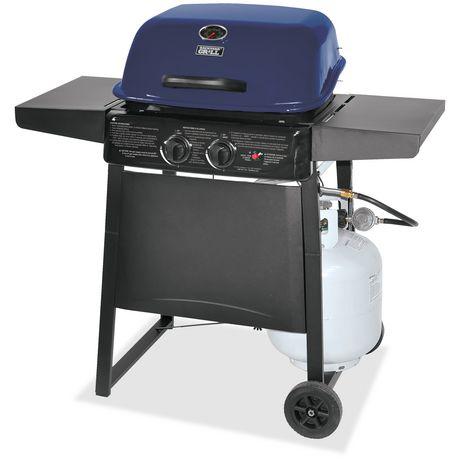 BARTLETT, 2 Burner Propane Gas Grill燃气烧烤炉