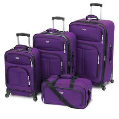 Sears 20款套装行李箱今日3-4折特卖,满100元优惠20元,满200元优惠50元