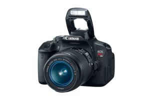 翻新Canon EOS Rebel T4i/650D with EF-S 18-55mm IS II Kit