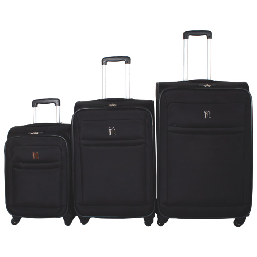 IT Luggage Algarve 3-Piece 4-Wheeled Spinner Luggage Set 3件套行李箱(三色可选)