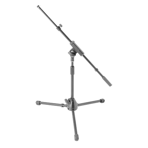 On-Stage Fixed Boom Drum / Amp Mic Stand (MS7411B)