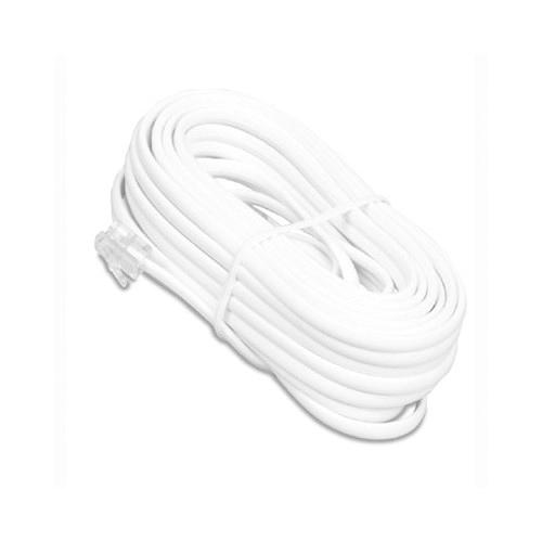 Recoton 15-Foot Microthin Cord (T64) 4.5米电话线