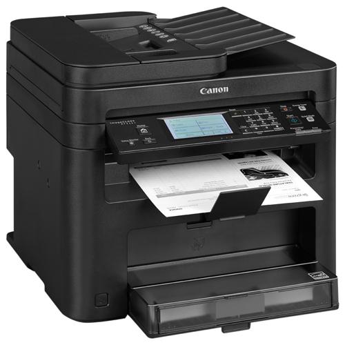 翻新Canon imageCLASS Monochrome All-In-One Laser Printer (MF216N) 扫描打印复印传真多功能激光打印机