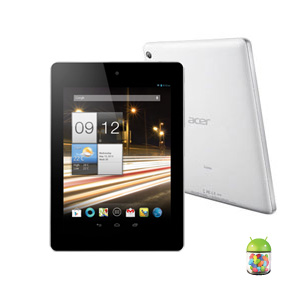 "ACER ICONIA A1-810-L418 7.9"" TOUCHSCREEN TABLET WITH ANDROID 4.2 JELLY BEAN平板电脑- OPEN BOX"