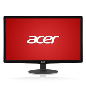 "ACER S181HL GB 18.5"" LED MONITOR - OPEN BOX显示器"
