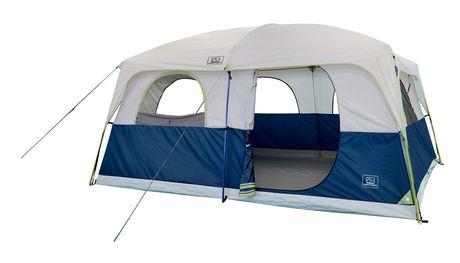 Ventura 14'x10'x86'' Straight Wall Family Cabin Tent 10人帐篷