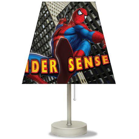 Spiderman Table Lamp儿童台灯