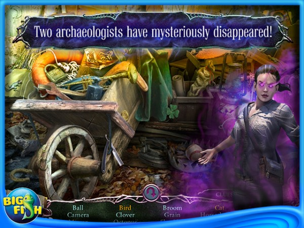 免费冒险解谜游戏《古人之谜2:黑水的诅咒》 Mystery of the Ancients: Curse of the Black Water Collector's Edition