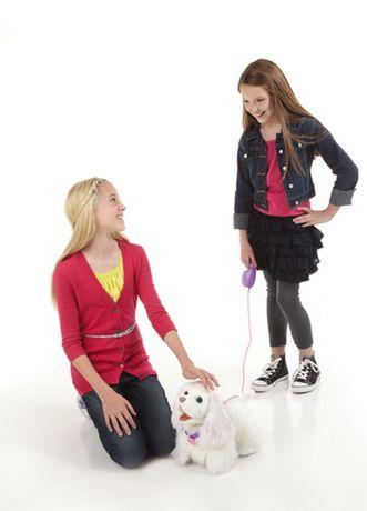 Hasbro Frf Glitter Go Go My Walkin Pup电动毛绒玩具狗2.5价清仓