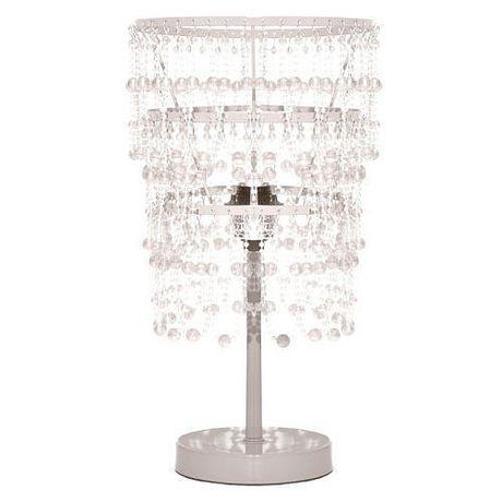YZ Beaded Lamp Clear台灯
