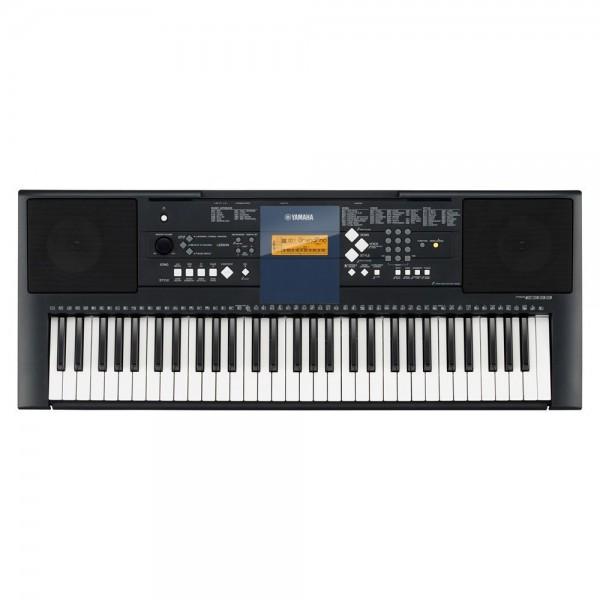 Yamaha 61-Key Electric Keyboard (PSRE333)带力度键电子琴