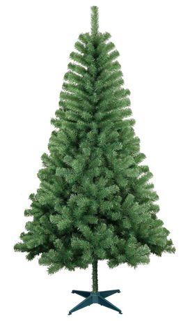 6.5-Ft Un-Lit Jackson Spruce Tree圣诞树
