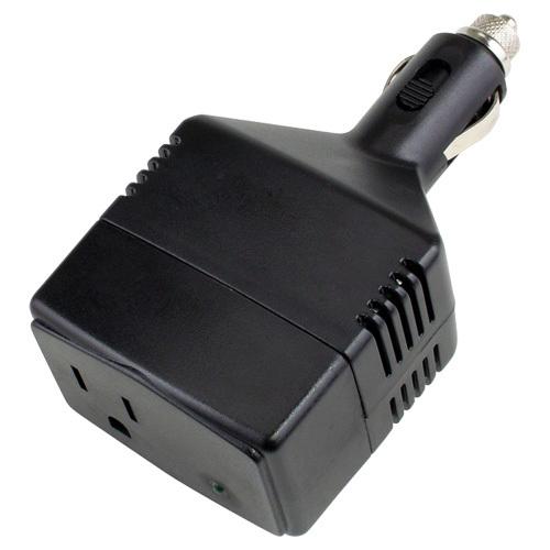 Telemax 75-Watt Travel Inverter (TXINV75) 75瓦车载直流电转120V交流电变压器