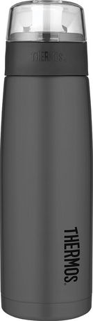 Thermos Vacuum Insulated 24 oz Stainless Steel Hydration Bottle真空不锈钢保温水壶