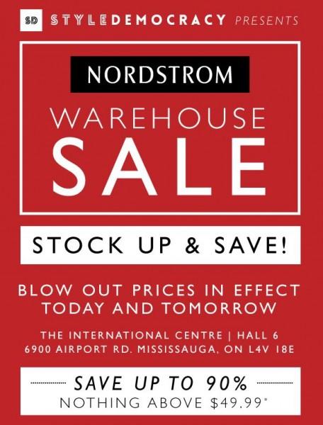 最后1天!折扣1折起,全场不超50元!Nordstrom Warehouse Sale特卖会MK NIKE UGG等数十个品牌服饰鞋子等2-4折特卖,格外9折,仅限4月2日-6日