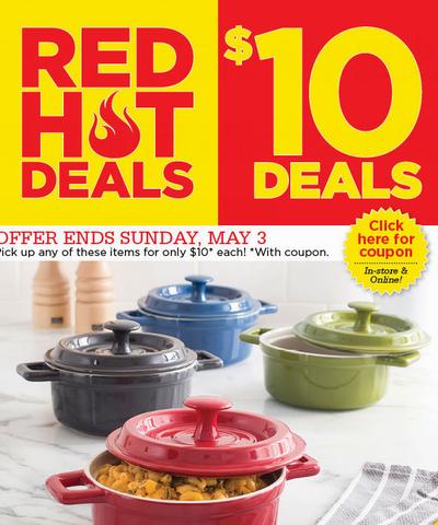 Kitchen Stuff Plus精选18款厨房及家居用品一律10元特卖