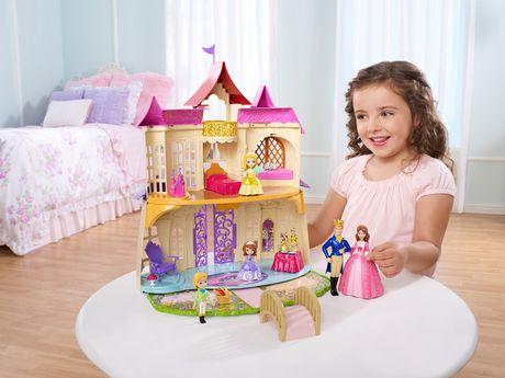 Disney Sofia Royal Castle索菲亚皇家城堡