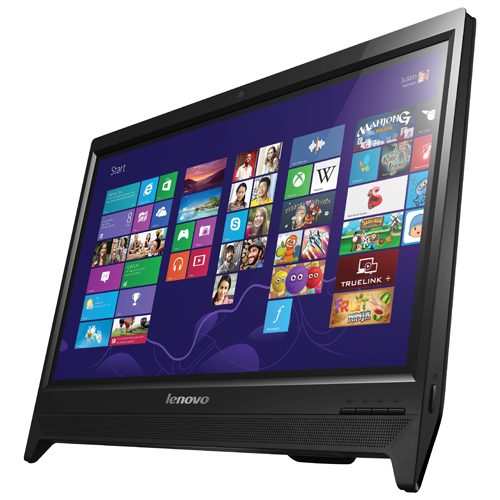 "Lenovo C260 19.5"" Touchscreen All-In-One 触屏一体机"