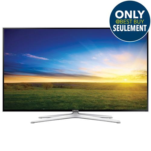 """Samsung 55"""" 1080p 120Hz 3D液晶智能电视"""