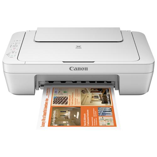 Canon PIXMA MG2920 无线一体喷墨打印机