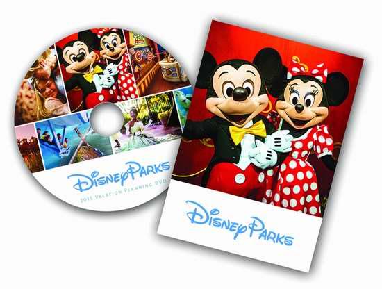 免费索取Disney Parks度假指南及光盘,另有预定行程送Dining Plan,或酒店7折起等优惠