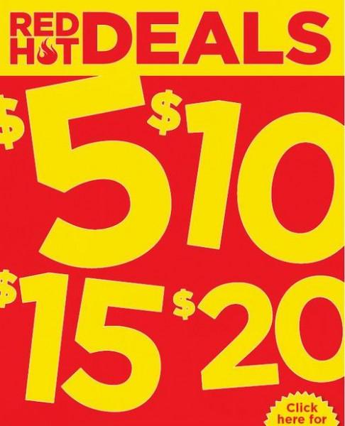 Kitchen Stuff Plus精选20款厨房及家居用品5-20元特卖,5月31日截止