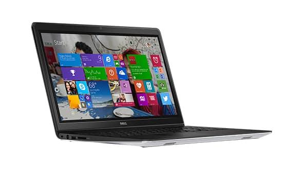 Dell Inspiron 15 签名版触摸屏笔记本电脑