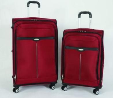 新秀丽行李箱2件套 Samsonite® 'Longport' 2-Piece Spinner Luggage Set