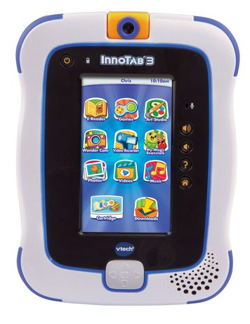 VTech InnoTab 3 The Learning App Tablet儿童平板电脑