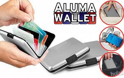 Mortgages To Go免费赠送铝制信用卡名片盒,幸运者还可随机获赠10-25元礼金卡