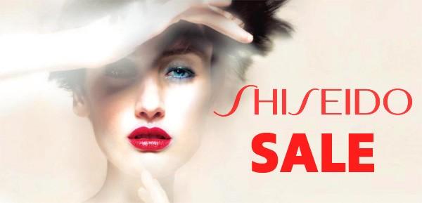 周六开卖!2015 Shiseido资生堂特卖会,5月22日-24日