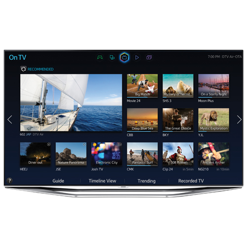 "Samsung 60"" 1080p 240Hz 3D LED液晶智能电视"