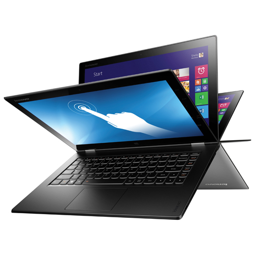 "Lenovo Yoga 2 Pro 13.3"" 触屏超薄笔记本 (Intel Core i5-4210U / 128 GB SSD / 8GB RAM)"