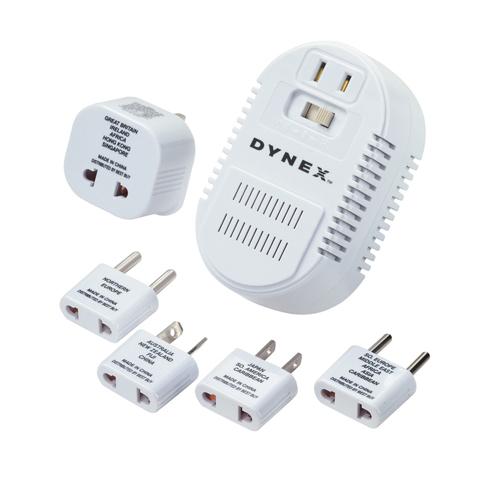 Dynex 1875W Converter / Adapter (DX-TCADPT)变压器(220V转110V)