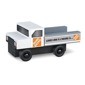 Home Depot 6月13日免费儿童手工课 Build a Load n' go truck