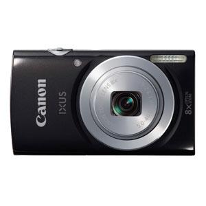 CANON POWERSHOT ELPH 135 16MP CAMERA - BLACK - DAMAGED BOX数码相机