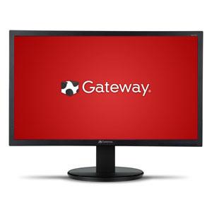 "GATEWAY UTRA-SLIM KX2153-ABD 21.5"" 1080P LED MONITOR - DAMAGED BOX超薄显示器"