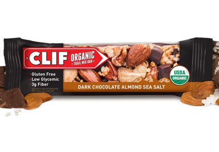 免费寄送Clif Organic Trail Mix Bar