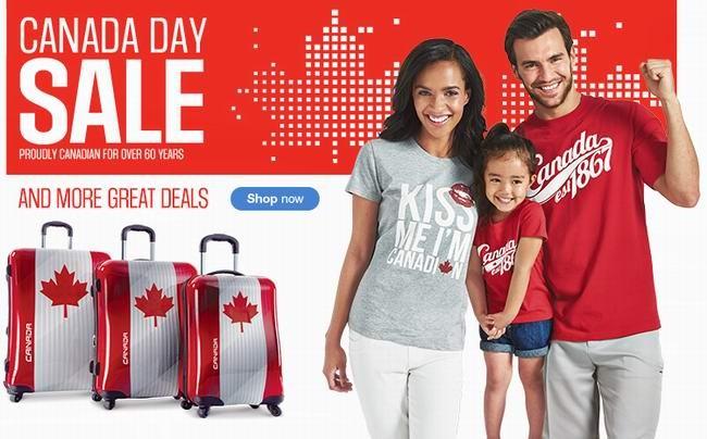 Sears国庆节男女服饰、家具、BBQ烤炉等特卖,另再优惠10-50元