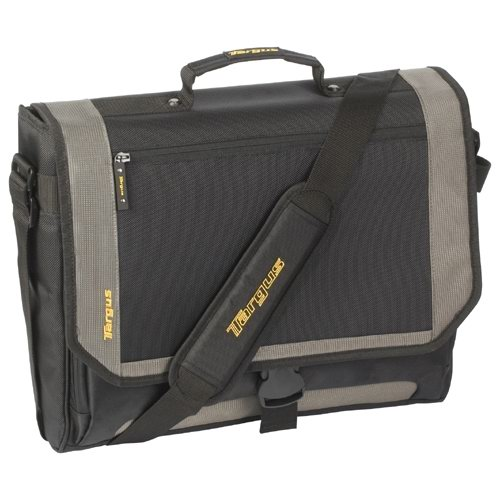 TARGUS CITY GEAR MIAMI MESSENGER LAPTOP CASE 17寸笔记本斜跨背包