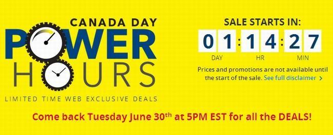 Best Buy周二下午5时至7月2日上午10时限时抢购,海量产品大折扣!