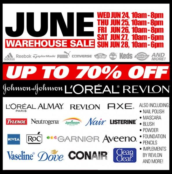 明天开卖!OPM六月特卖会,Adidas、Puma等品牌鞋子服饰,Revlon、L'Oreal、Johnson & Johnson等品牌美容化妆及保健品3折起特卖,仅限6月24日-28日
